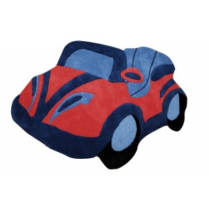 Sports Car Blue 120x180