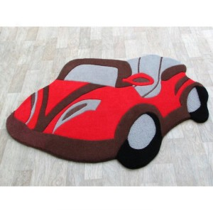 Sports Car Brown