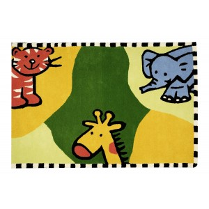 pret preturi covor multi Rug Vity Jungle Land 120x180