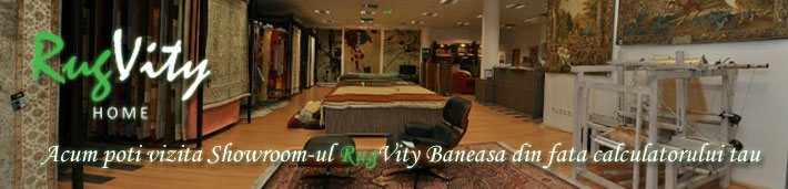 Showroom virtual Rugvity Baneasa